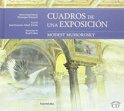 CUADROS DE UNA EXPOSICION +CD (Libro-disco)