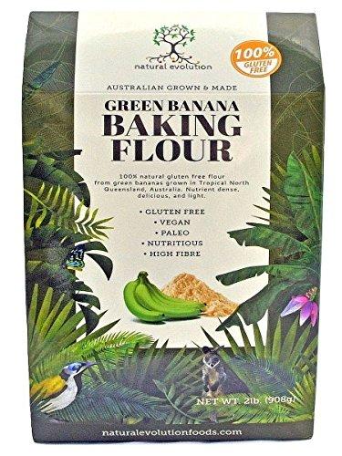 Beste Glutenfreie Grüne Banane Mehl (908g)