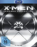 X-Men Cerebro Collection [Blu-ray]