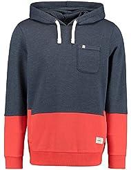 O 'Neill Colorblock Hoodie N9294, hombre, Colorblock hoodie, Ink Blue