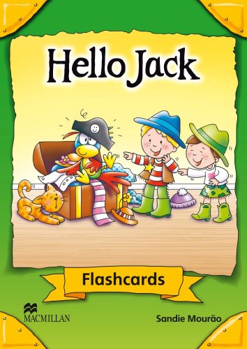 Captain Jack - Hello Jack Flashcards por Sandie Mourao