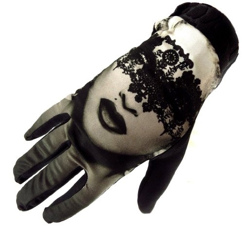 'french touch' gloves 'Erotica' black lace.
