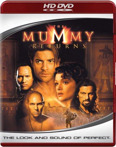 The Mummy Returns [HD DVD] [2001] [US Import]