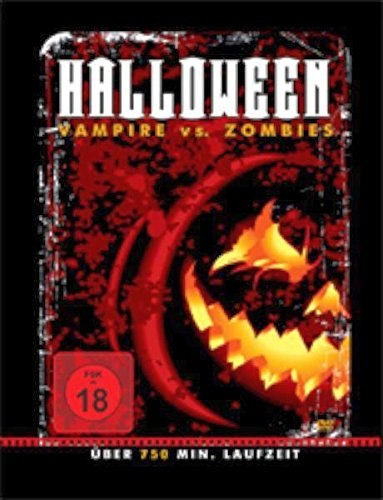 (Halloween - Vampire vs. Zombies (8 Filme) [3 DVDs])