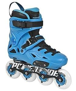 Powerslide Imperial One 80 Freeskate Inline Skates blau blue, 45