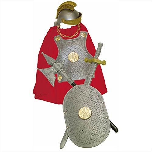 Set Armatura Guerriero Romano con Mantello