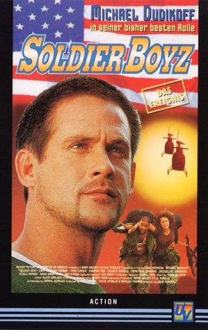 Soldier Boyz [VHS]