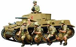 Tamiya 1:35 Panzer Kampfwagen II Ausf. F/G