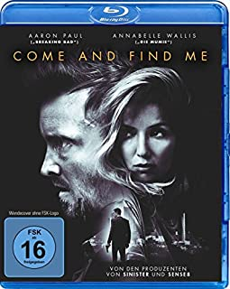 Come and find me [Blu-ray]