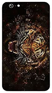 Timpax protective Armor Hard Bumper Back Case Cover. Multicolor printed on 3 Dimensional case with latest & finest graphic design art. Compatible with Apple Apple iPhone 6 Plus Design No : TDZ-25213
