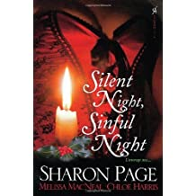 Silent Night, Sinful Night by Sharon Page (2011-10-01)