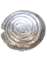 10 MM DESIGNER SCHNECKE AUS VERG 925-er SILBER 4316