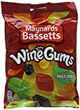 Maynards Wine Gums 190g - traditionelle englische Weingummis