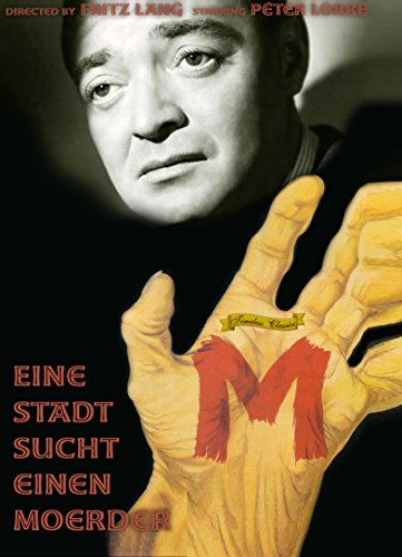Used, M/Eine Stadt Sucht Einen Moerder Starring Peter Lorre for sale  Delivered anywhere in Ireland
