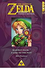 The Legend of Zelda - Perfect Edition 03: Majoras Mask / A Link to the Past Taschenbuch