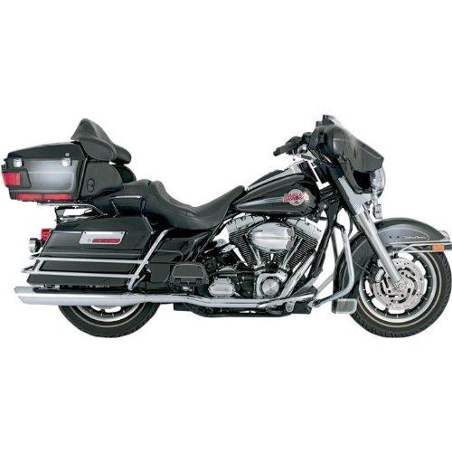 Vance & Hines Dresser Duals Header System Chrome Harley Davidson Touring 95-08