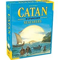 Catan Seafarers Game Expansion 5th Edition