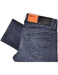 Boss Orange - Jeans - Homme gris Délavé