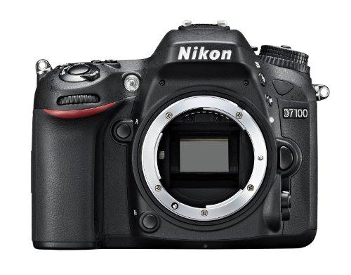 Nikon D7100 DSLR Camera (Black Body Only)