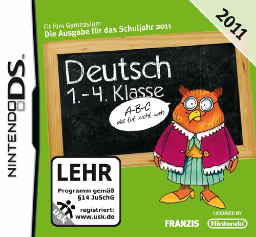 Deutsch 1.-4. Klasse 2011