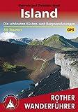 Island: Die schönsten Küsten- und Bergwanderungen – 55 Touren (German Edition)