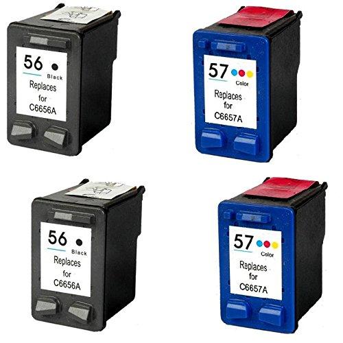 Prestige Cartridge HP 56 / HP 57 Cartucce d'Inchiostro Compatibile