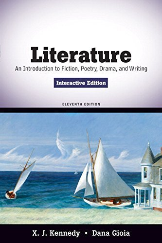 Literature: An Introduction to Fiction, Poetry,...
