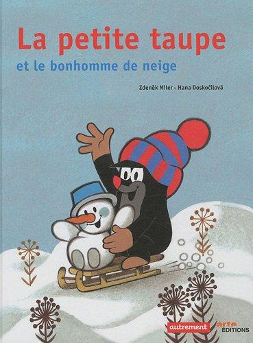 La petite taupe et le bonhomme de neige