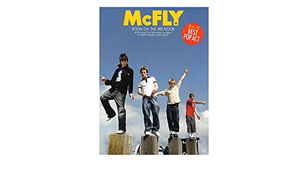 McFly: Room On The Third Floor. Sheet Music for Piano, Vocal ...