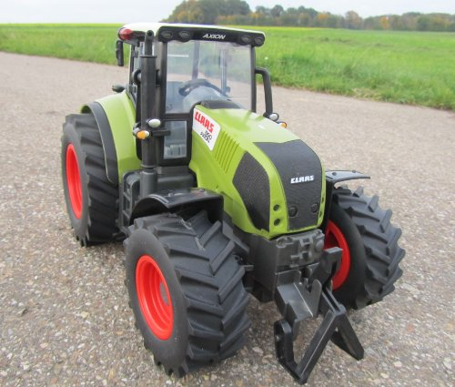 RC Traktor CLAAS Axion - 2