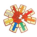 Spiele der Antike–Spiel-Tisch, Buche (Games Pico Pao 405-c)
