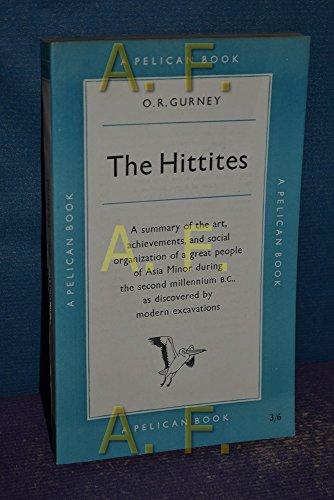 Pelican Books A259 / The Hittites