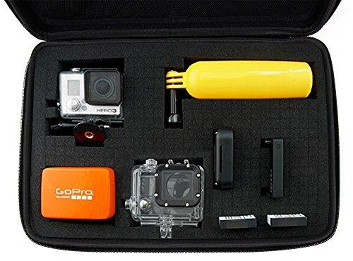 Hartschalentasche / Koffer mit anpassbarer Schaustoffeinlage für UDIRC U839 Nano 3D RC Quadcopter und Zubehör / Ersatzteile - 8