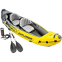 Intex Explorer K2 Kayak - Yellow/Black