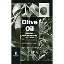 Olive Oil: Chemistry and Technology