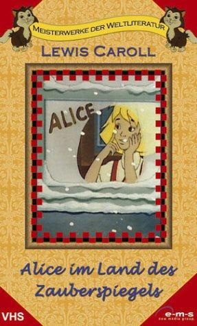 Alice im Land des Zauberspiegels [VHS]