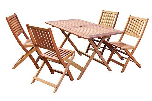 AVANTI TRENDSTORE - Tavolo & 4 sedie
