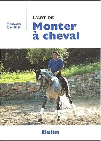 L'art de monter  cheval