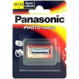 Panasonic - Pile Lithium 3V CR123 - CR123