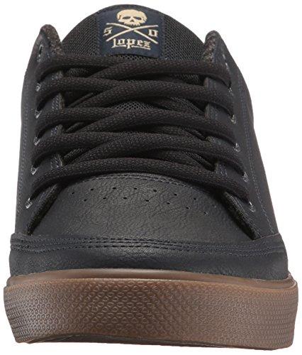 C1Rca - Lopez  50, Sneakers, unisex Dress Blues/Gum