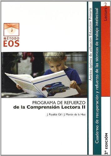 Comprensión lectora II (Método EOS) por J. Ripalda