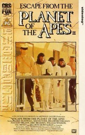 Preisvergleich Produktbild Escape From The Planet Of The Apes [VHS] [UK Import]