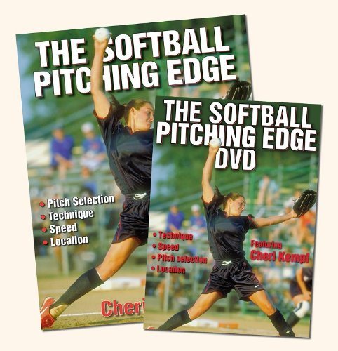 The Softball Pitching Edge Book/DVD Package por Human Kinetics