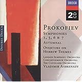Prokofiev: Symphonies Nos. 1, 5, 6 & 7 etc. (2 CDs)