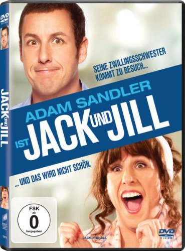 Jack und Jill (Jack Jill Film-dvd Und)