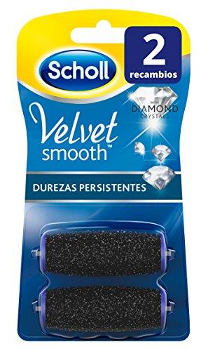 Scholl Recambio para Lima Pies - Durezas Persistentes - 2 ud