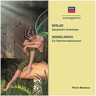 Berlioz: Symphonie Fantastique. Mendelssohn: A Midsummer Nights Dream by Pierre Monteux (B00VA1RZBA)   Amazon Products