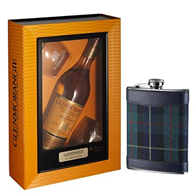 Glenmorangie Whisky Gift with 2 Glasses