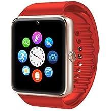 Sin marca - Smartwatch gt08 sim+sd+bluetooth negro+plata