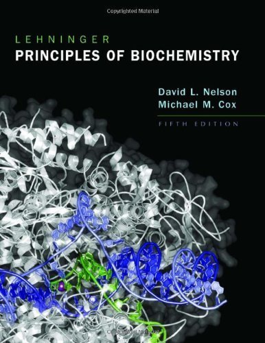 Lehninger Principles of Biochemistry 5th (fifth) Edition by Nelson, David L., Cox, Michael M. published by W. H. Freeman (2008)